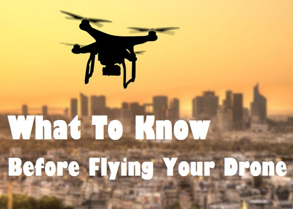 New Drone User Guide What to Know