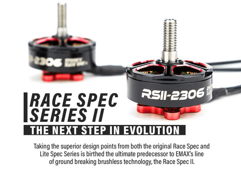 EMAX RSII 2306 Racing Drone Motor