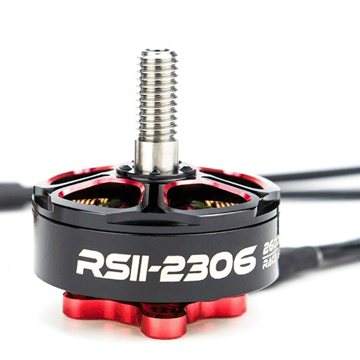 EMAX RSII 2306 Brushless Racing Drone Motor 2400kv (CCW) - Geez Drones