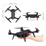 FireFly Drone Quadcopter w/ Opion VR Glass Camera and LCD Screen - Geez Drones