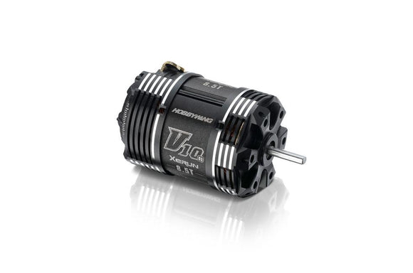 Hobbywing Xerun V10 G3 Competition Stock Brushless Motor - 8.5T - Geez Drones