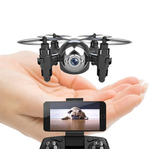The Beetle T906W FPV Mini Drone With HD Camera - Geez Drones