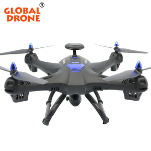 Global Drone 6-axes  X183 With 2MP WiFi FPV HD Camera GPS Brushless Quadcopter - Geez Drones