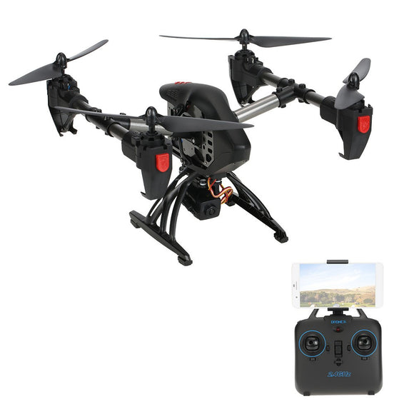 Explorer Drone Quadcopter 6-Axis w/ 2.0MP 720P Camera - Geez Drones
