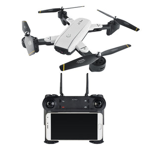 Artic Explorer Drone Foldable Quadcopter w/ 2.0MP Optical Flow Dual Camera - Geez Drones