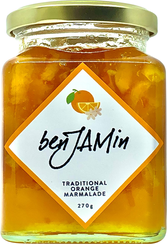 Traditional Orange Marmalade
