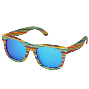 `Rainbow Wayfarer (Wood)