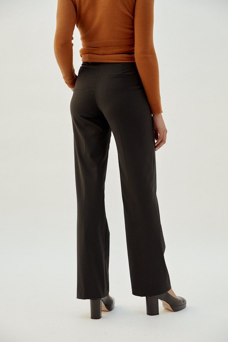 Camille Pant | Black | pants NZ | MUSIER PARIS NZ | Black Box Boutique Auckland | Womens Fashion NZ