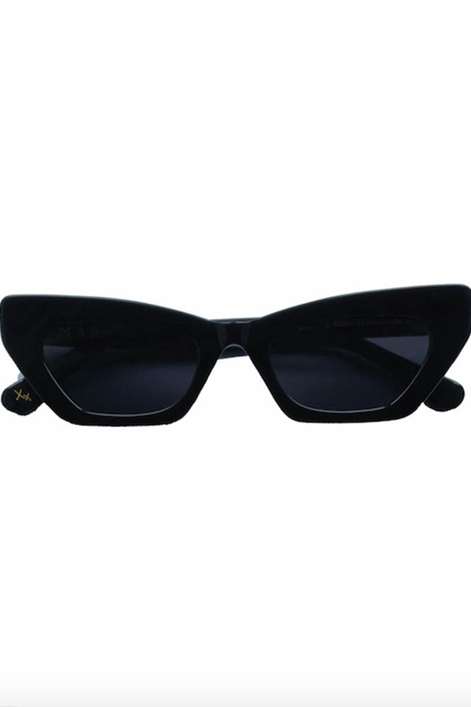 Lotte | Black | MARS OFFICIAL NZ | Eyewear NZ | Black Box Boutique Auckland | Womens Fashion NZ