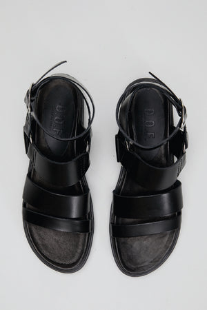 Cairo | Black | D.O.F NZ | Footwear NZ | Black Box Boutique Auckland | Womens Fashion NZ