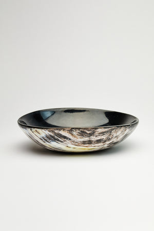 Horn Bowl Large | Dark