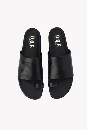 Jett | Black | D.O.F NZ | footwear NZ | Black Box Boutique Auckland | Womens Fashion NZ