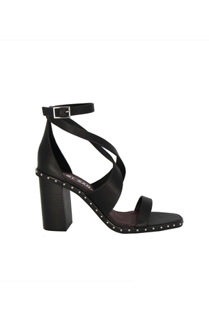 Henrietta Heel | Black | Footwear NZ | SOL SANA NZ | Black Box Boutique Auckland | Womens Fashion NZ