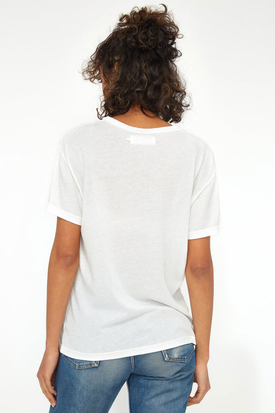 Kai Tee | White | Tops NZ | LACAUSA NZ | Black Box Boutique Auckland | Womens Fashion NZ