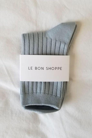 Her Socks | Solid Ice | Accessories NZ | LE BON SHOPPE NZ | Black Box Boutique Auckland | Womens Fashion NZ