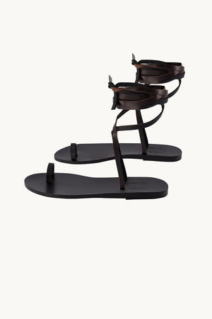 Hera Sandal | Black | Footwear NZ | MARLE NZ | Black Box Boutique Auckland | Womens Fashion NZ