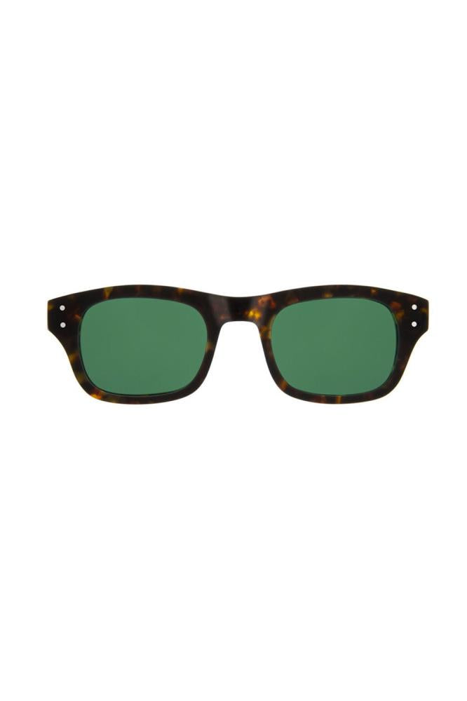 bb0e12359c Nebb by Moscot - Tortoise with Green Lens