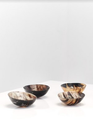Horn Bowl Small | Dark