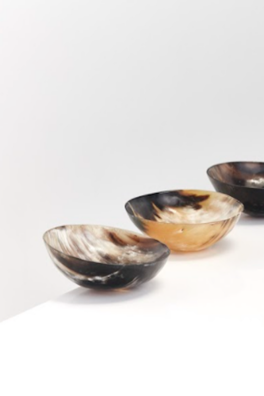 Horn Bowl Small | Light