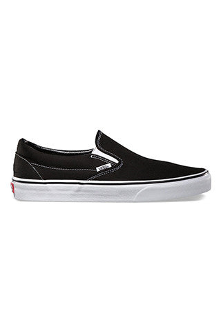 Slip On | Black