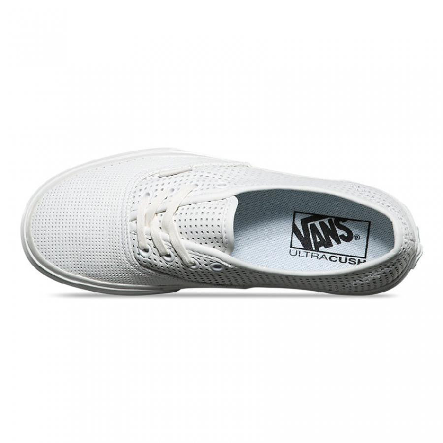 Authentic DX Square | White | Footwear NZ | VANS NZ | Black Box Boutique Auckland | Womens Fashion NZ