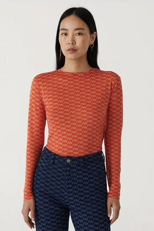 Bill Top | Red | Tops NZ | PALOMA WOOL NZ | Black Box Boutique Auckland | Womens Fashion NZ