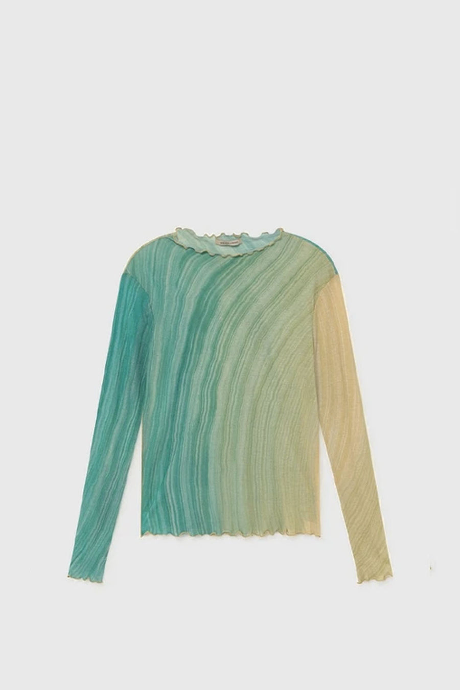 Bonneville Top | Turquoise | Tops NZ | PALOMA WOOL NZ | Black Box Boutique Auckland | Womens Fashion NZ