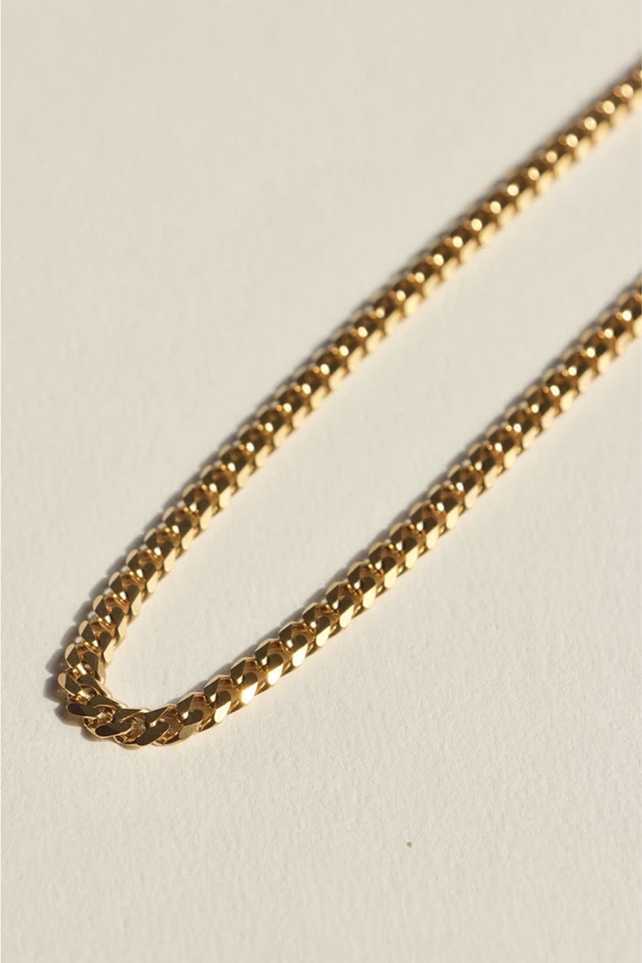 Cuban Link Necklace | Gold | BRIE LEON NZ | Jewellery NZ | Black Box Boutique Auckland | Womens Fashion NZ