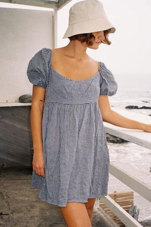 Delfina Dress | Gingham | Dresses NZ | CIAO LUCIA NZ | Black Box Boutique Auckland | Womens Fashion NZ
