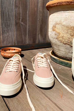 Dellow Canvas | Spring Pink | Stepney Workers Club NZ | Footwear NZ | Black Box Boutique Auckland | Womens Fashion NZ