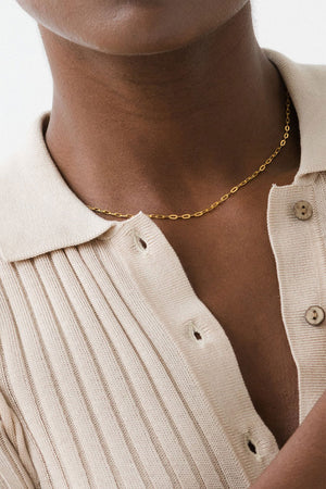 Palace Chain Necklace | Gold | Jewellery NZ | FLASH JEWELLERY NZ | Black Box Boutique Auckland | Womens Fashion NZ