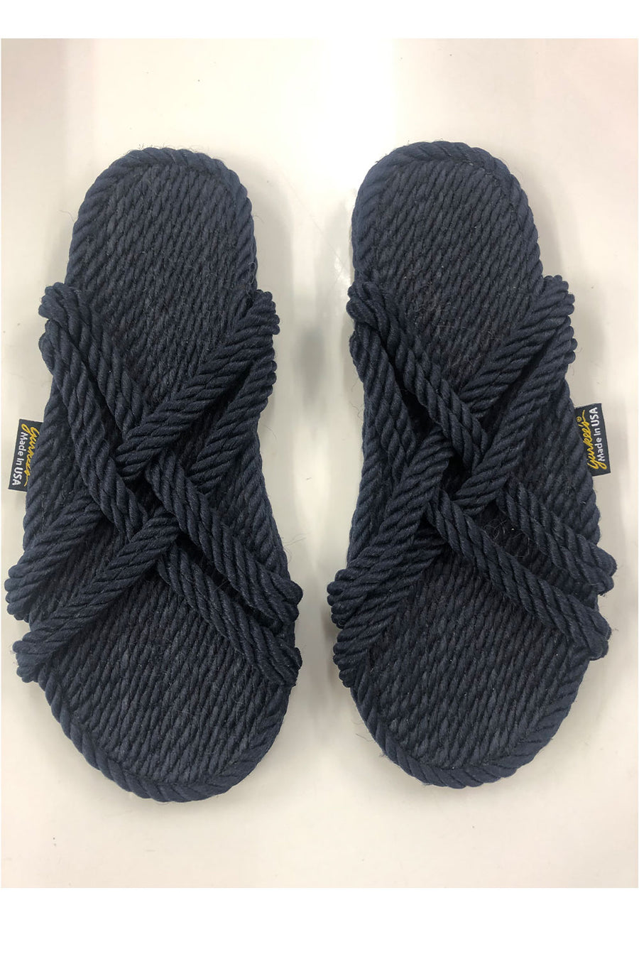 Bahama Navy Rope Sandal | GURKEE'S NZ | Footwear NZ | Black Box Boutique Auckland | Womens Fashion NZ
