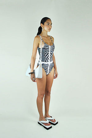 Reef Swim | Luna Coral | HOUSE OF SUNNY NZ | Swimwear NZ | Black Box Boutique Auckland | Womens Fashion NZ