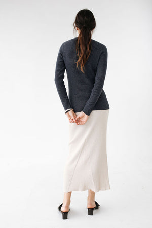 Johanna Knit | Denim | MARLE NZ | Stock NZ | Black Box Boutique Auckland | Womens Fashion NZ