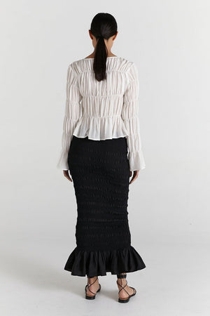 Josephine Skirt | Black | Unclassified NZ | MARLE NZ | Black Box Boutique Auckland | Womens Fashion NZ
