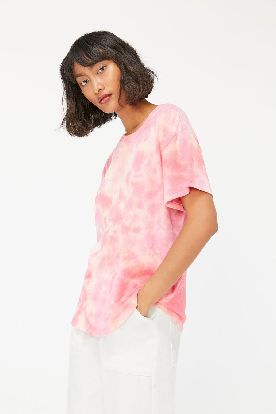 Kai Tee | Raspberry Wash | LACAUSA NZ | Tops NZ | Black Box Boutique Auckland | Womens Fashion NZ