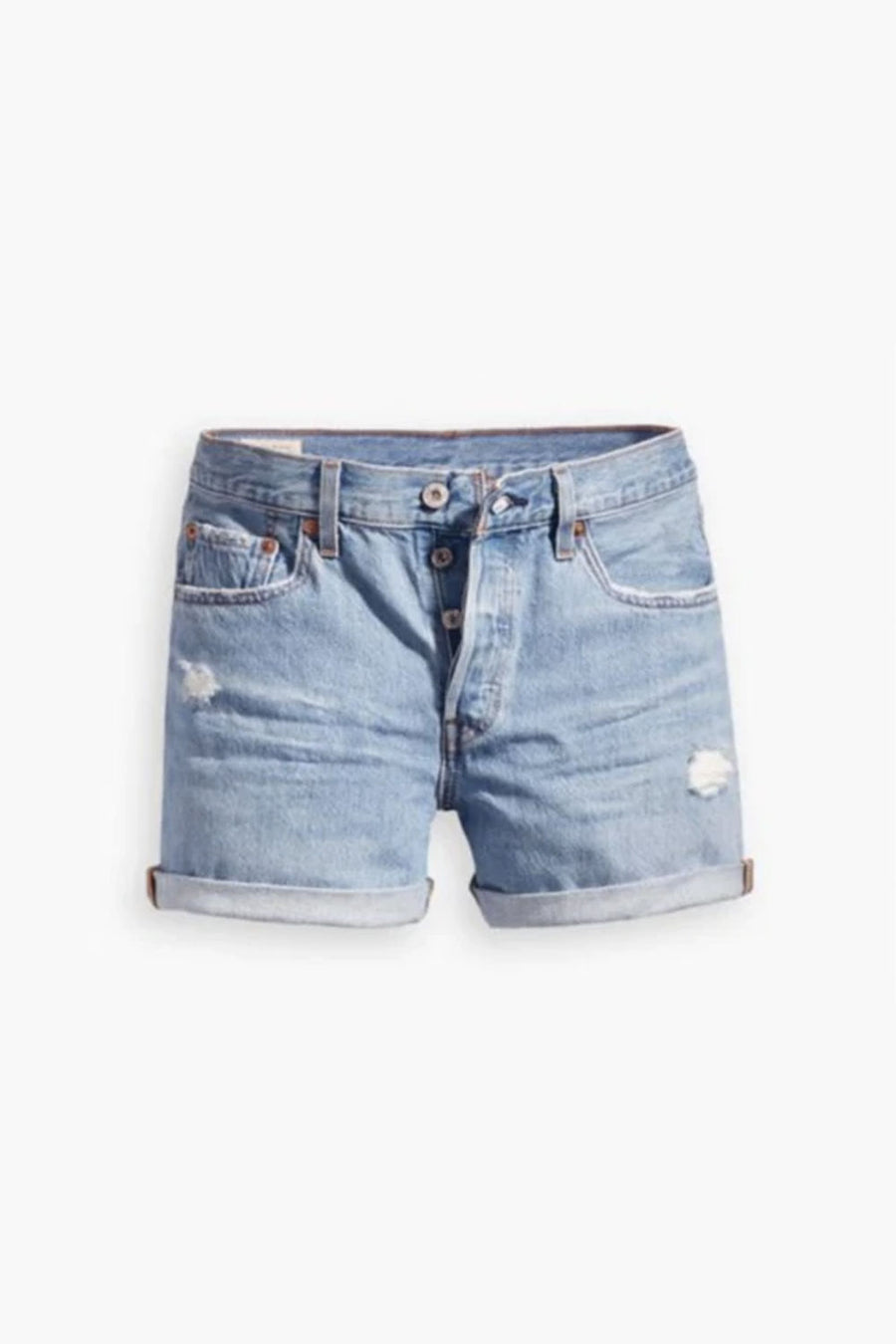 501 Rolled Short | Sansome Midday | Denim NZ | LEVI'S NZ | Black Box Boutique Auckland | Womens Fashion NZ