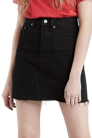 HR Decon Iconic BF Skirt | Left Behind | Denim NZ | LEVI'S NZ | Black Box Boutique Auckland | Womens Fashion NZ