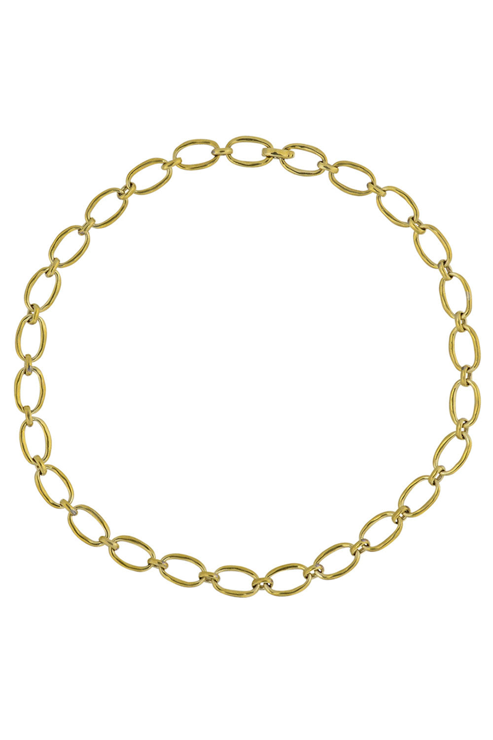 LINK CHAIN NECKLACE | GOLD | BRIE LEON NZ | Jewellery NZ | Black Box Boutique Auckland | Womens Fashion NZ