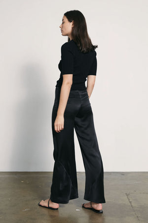 Magdalena Pant | Black | MARLE NZ | Bottoms NZ | Black Box Boutique Auckland | Womens Fashion NZ