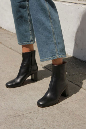 Agnes Boot | Black | MARYAM NASSIR ZADEH NZ | Footwear NZ | Black Box Boutique Auckland | Womens Fashion NZ