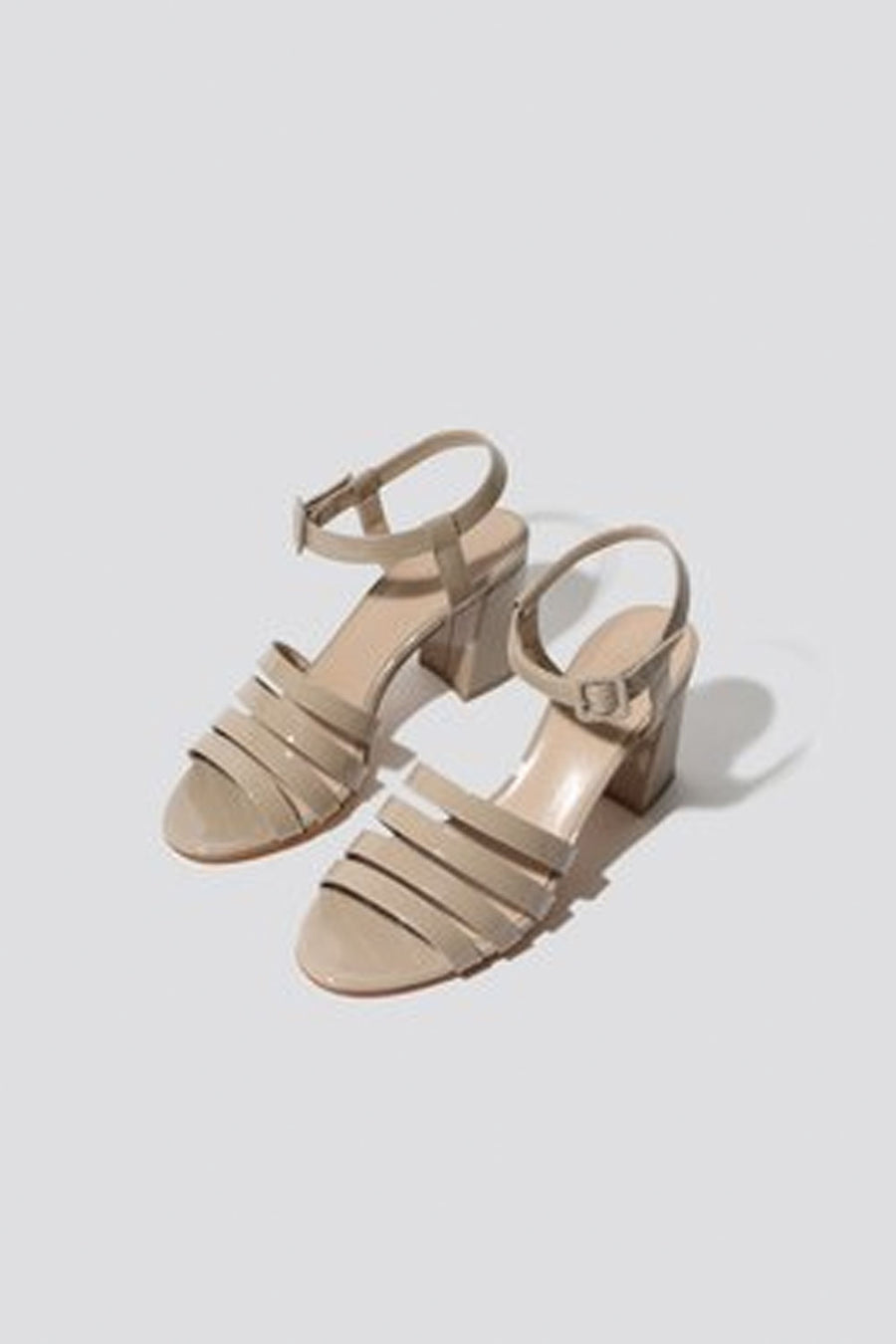 Palma High Sandal | Sand | Footwear NZ | MARYAM NASSIR ZADEH NZ | Black Box Boutique Auckland | Womens Fashion NZ