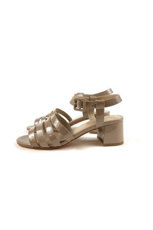 Palma Low Sandal | Sand | MARYAM NASSIR ZADEH NZ | Footwear NZ | Black Box Boutique Auckland | Womens Fashion NZ