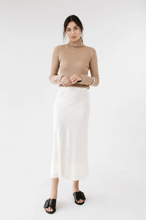 Tommy Skirt | Ivory | Bottoms NZ | MARLE NZ | Black Box Boutique Auckland | Womens Fashion NZ