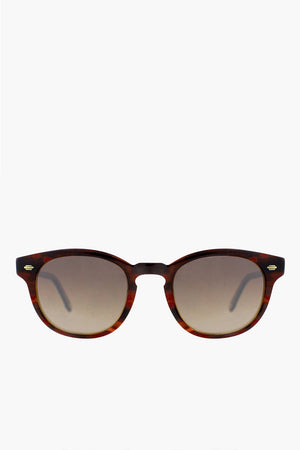 Warren 46 Whiskey Tort/Brown Mirror | Eyewear NZ | GARRET LEIGHT NZ | Black Box Boutique Auckland | Womens Fashion NZ