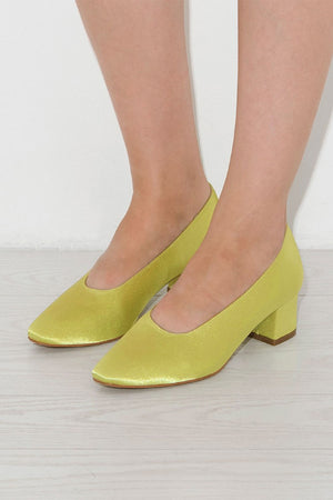 Yum | Lemon | Footwear NZ | INTENTIONALLY BLANK NZ | Black Box Boutique Auckland | Womens Fashion NZ