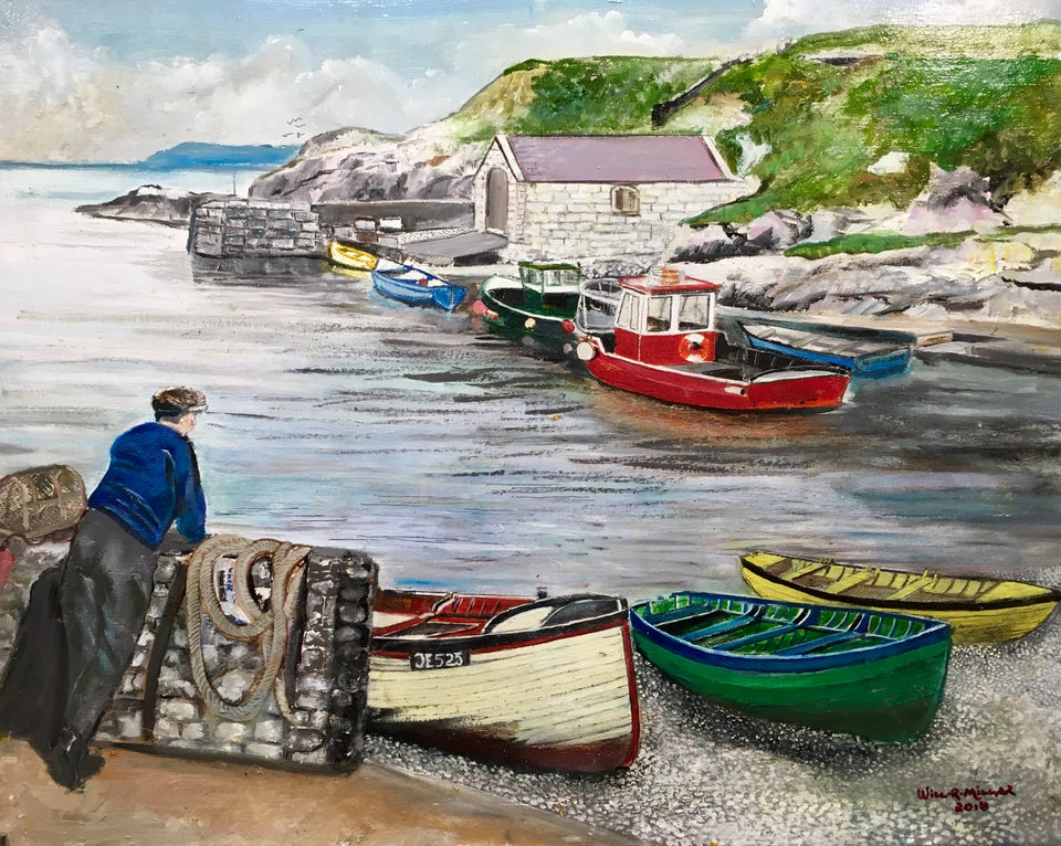 Ballintoy Harbour, Co.Antrim