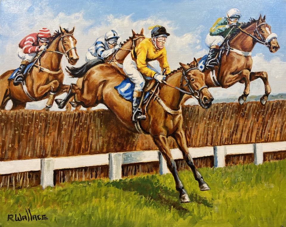 Arkle Original Artwork