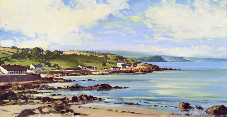Browns Bay Co.antrim Original Artwork