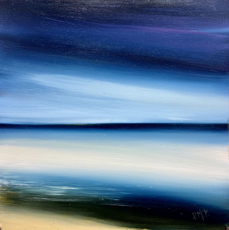 Coastal Calm Original Artwork